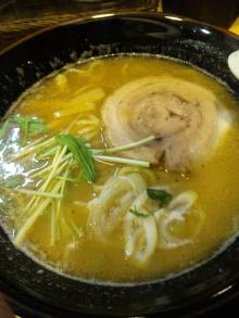 ソラトブ ドンブリ in 愛知-しょうゆ かさね味(¥700)