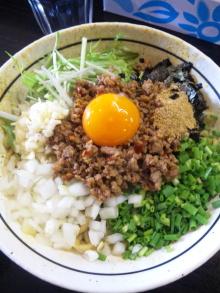 ソラトブ ドンブリ in 愛知-カレー台湾まぜそば(¥780)