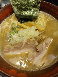 ソラトブ ドンブリ in 愛知-一輝そば(¥750)
