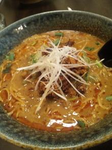 ソラトブ ドンブリ in 愛知-担々麺(¥930)