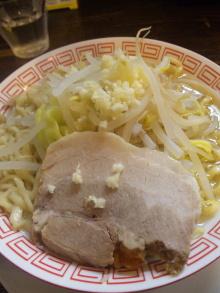 ソラトブ ドンブリ in 愛知-二郎っぽいラーメン(¥750)