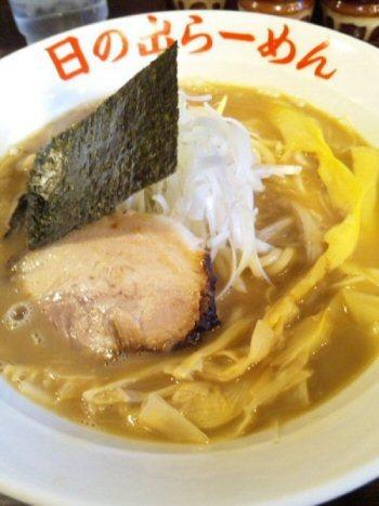 ソラトブ ドンブリ in 愛知-特濃うま醤油らーめん(¥700)