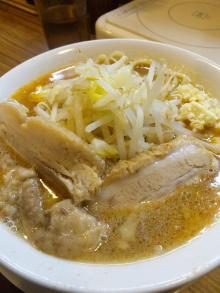 ソラトブ ドンブリ in 愛知-辛口ラーメン・並(¥700)