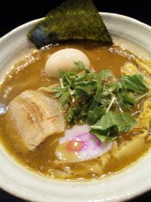 ソラトブ ドンブリ in 愛知-らーめん(¥700)+半熟味付玉子