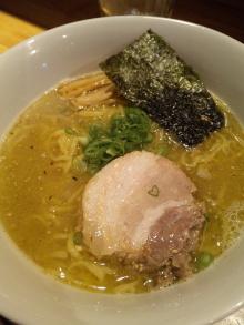 ソラトブ ドンブリ in 愛知-汐らーめん(¥800)