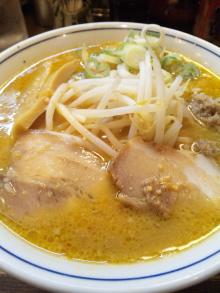 ソラトブ ドンブリ in 愛知-味噌そば(¥700)