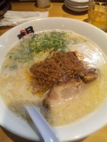 ソラトブ ドンブリ in 愛知-三河式豚骨味噌(¥800)
