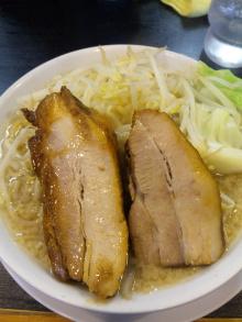 ソラトブ ドンブリ in 愛知-ラーメン 小盛(¥690)