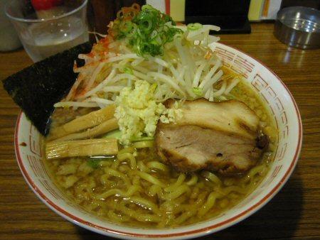 ソラトブ ドンブリ in 愛知-がっつりしょうゆラーメン・普(¥850)