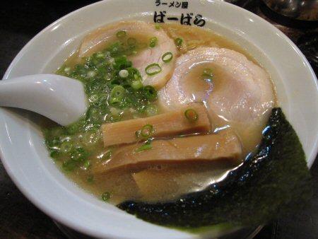ソラトブ ドンブリ in 愛知-醤油らーめん(¥630)+中太麺(¥20)