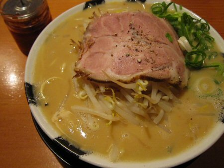 ソラトブ ドンブリ in 愛知-豚味噌ラーメン(¥750)