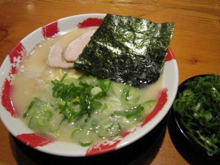 ソラトブ ドンブリ in 愛知-ねぎ山ラーメン(¥700)