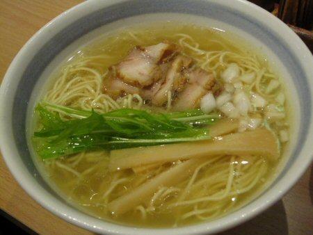 ソラトブ ドンブリ in 愛知-塩らぅめん・淡麗系(¥700)