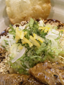 ソラトブ ドンブリ in 愛知-野菜