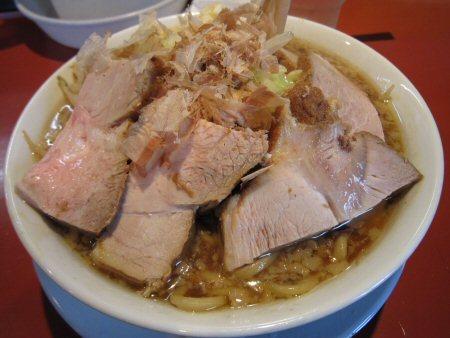 ソラトブ ドンブリ in 愛知-ラーメン(¥650)+豚(¥200)