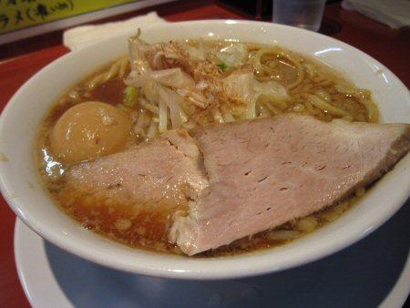 ソラトブ ドンブリ in 愛知-ラーメン(¥650)麺少なめ