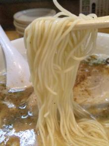 ソラトブ ドンブリ in 愛知-極細麺