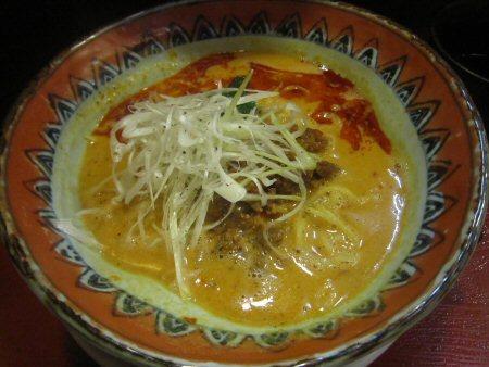 ソラトブ ドンブリ in 愛知-担々麺・改(¥780)