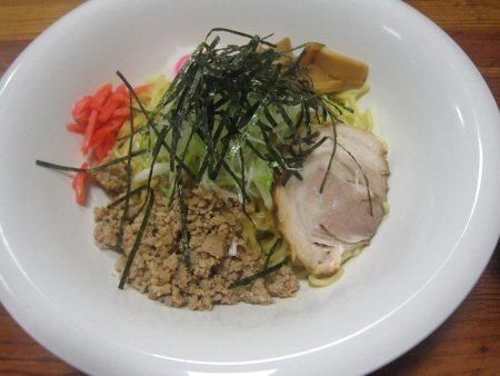ソラトブ ドンブリ in 愛知-油そば(¥650)