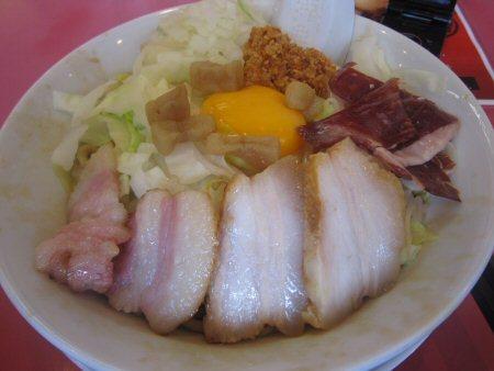 ソラトブ ドンブリ in 愛知-至高のまぜそば(¥890)