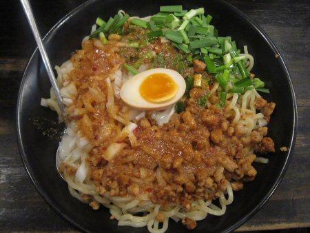 ソラトブ ドンブリ in 愛知-油そば(¥800)