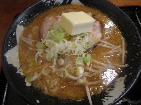 ソラトブ ドンブリ in 愛知-味噌バターラーメン(¥780)