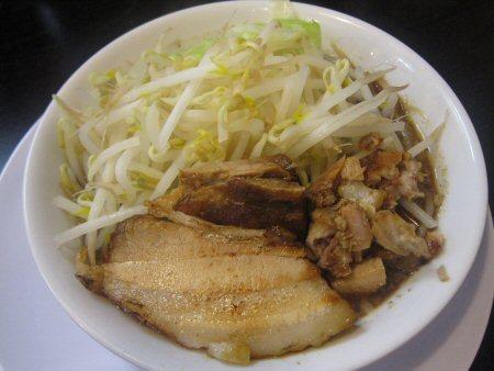ソラトブ ドンブリ in 愛知-レディース盛り(¥600)+魚粉(¥60)