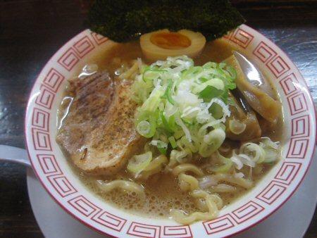 ソラトブ ドンブリ in 愛知-特濃中華そば(¥750)