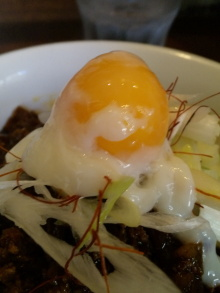 ソラトブ ドンブリ in 愛知-温玉