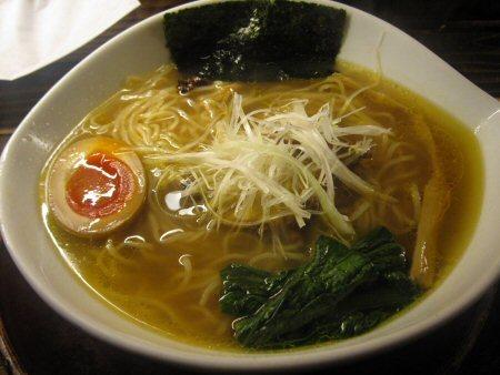 ソラトブ ドンブリ in 愛知-近江鶏塩麺(¥750)