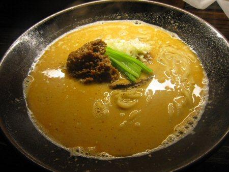 ソラトブ ドンブリ in 愛知-特濃たんタン麺(¥850)