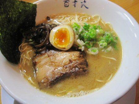 ソラトブ ドンブリ in 愛知-とんこつラーメン・元味(¥650)