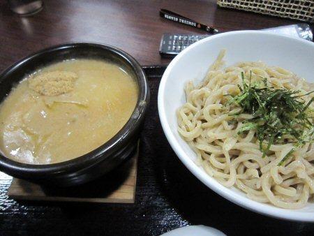 ソラトブ ドンブリ in 愛知-らいこうつけ麺・全粒粉(¥750)