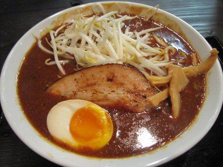 ソラトブ ドンブリ in 愛知-濃厚柚醤油ラーメン(¥750)