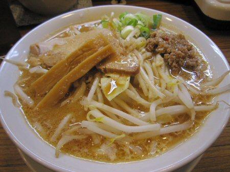 ソラトブ ドンブリ in 愛知-濃厚味噌ラーメン・並(¥750)