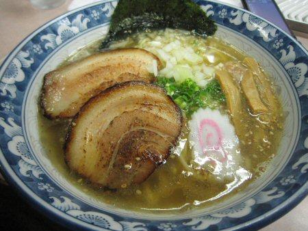 ソラトブ ドンブリ in 愛知-鶏にぼ(塩)・(¥780)