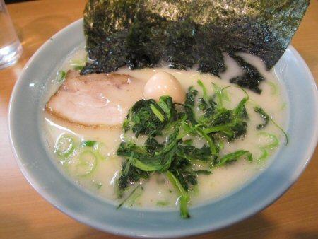 ソラトブ ドンブリ in 愛知-塩とんこつラーメン(¥650)