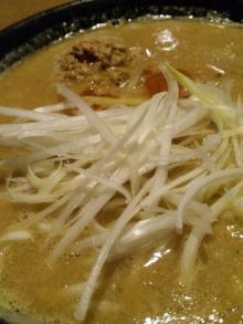 ソラトブ ドンブリ in 愛知-白葱