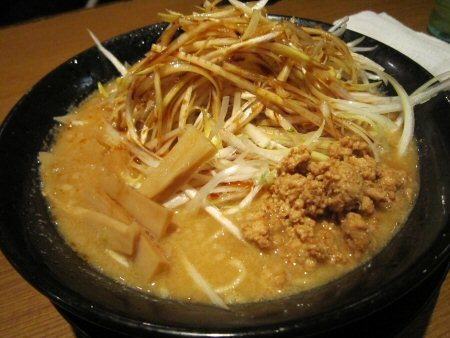 ソラトブ ドンブリ in 愛知-辛味みそネギらーめん(¥780)