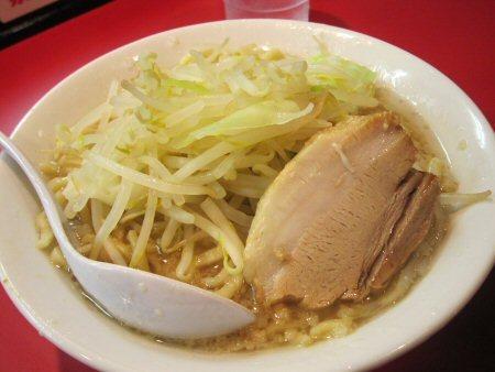 ソラトブ ドンブリ in 愛知-らーめん・麺少なめ(¥680)