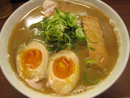 ソラトブ ドンブリ in 愛知-味玉ラーメン(¥750)