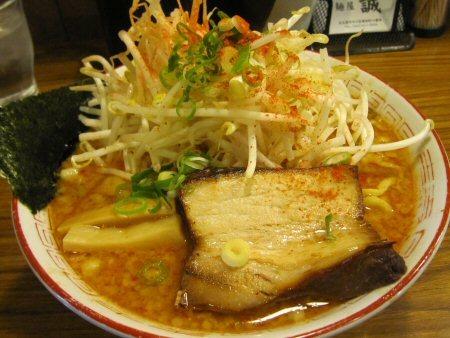 ソラトブ ドンブリ in 愛知-がっつり味噌ラーメン(¥850)