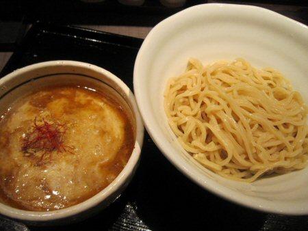ソラトブ ドンブリ in 愛知-泡つけ麺(¥800)