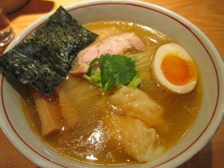 ソラトブ ドンブリ in 愛知-鶏潮そば(¥800)