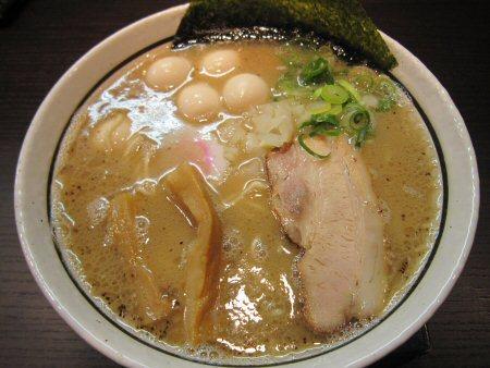 ソラトブ ドンブリ in 愛知-塩らーめん(¥750)+玉子