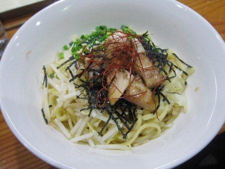 ソラトブ ドンブリ in 愛知-魚介まぜそば・並(¥850)