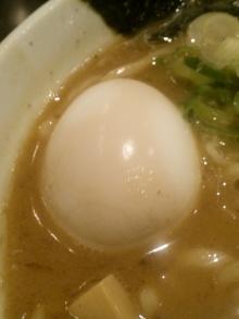 ソラトブ ドンブリ in 愛知-半熟味付玉子