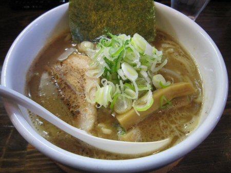 ソラトブ ドンブリ in 愛知-味噌らーめん(¥780)+ほぐし豚(¥100)