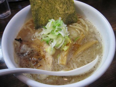 ソラトブ ドンブリ in 愛知-らーめん(¥680)