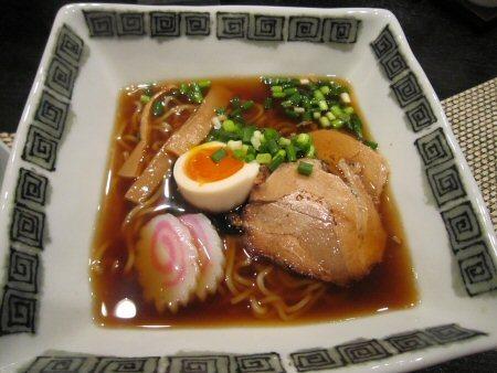 ソラトブ ドンブリ in 愛知-支那そば・中麺(¥750)